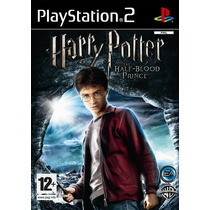 Harry Potter E O Enigma Do Príncipe - Português - Ps2 Patch
