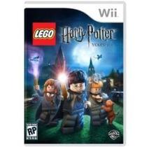 Jogo Lacrado Lego Harry Potter Years 1 - 4 Pra Nintendo Wii