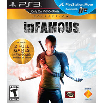Infamous Collection Ps3 - Aceito Trocas