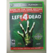 Left 4 Dead - Goty - Original - Sedex A Partir De R$ 9,99