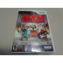 Wii - Alvim And The Chipmunks Original Americano