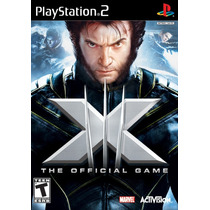Patche X- Men The Official Game