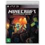 Minecraft Edição Do Playstation 3 - Português Em Midia