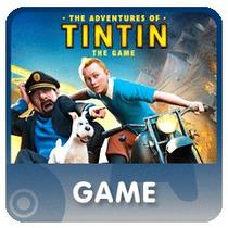 As Aventuras, The Adventures Of Tintin # Ps3 Psn C/ Garantia