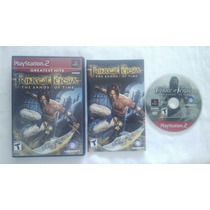 Prince Of Persia Sands Of Time Playstation 2 Original Ntsc
