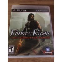 Jogo Prince Of Persia The Forgotten Sands Para Ps3 Novinho