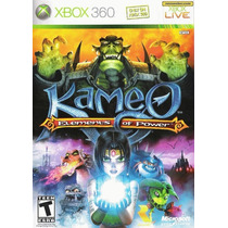 Kameo Elements Of Power - Original Impecável