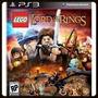 Lego The Lord Of The Rings O Senhor Dos Anéis Ps3 Português