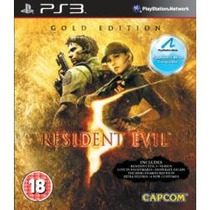 Jogo Resident Evil 5 Gold Edition Compativel Com Move Do Ps3