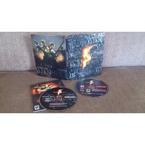 Ps3 ¿ Resident Evil 5 Special Edição Especial ** Steelbook