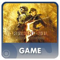 Resident Evil 5 - Re5 Gold Edition #-# Ps3 Com Garantia !!