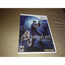 Resident Evil 4 Wii Edition - Completo