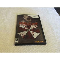 Resident Evil The Umbrella Chronicles (nintendo Wii, 2007)