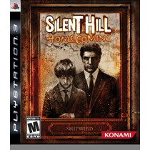 Silent Hill Homecoming Ps3 - Pronta Entrega, Envio Imediato