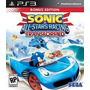 Sonic Sega All-stars Racing Transformed Lacrado Para Ps3