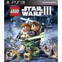 Lego Star Wars Iii The Clone Wars Disney Ps3 - Playstation 3