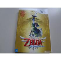 The Legend Of Zelda Skyward Sword Lacrado Para Nintendo Wii