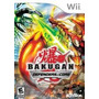 Jogo Bakugan Defenders Of The Core Lacrado Para Nintendo Wii