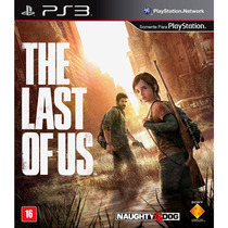 The Last Of Us - Jogo Playstation 3 - Em Disco-português Ps3