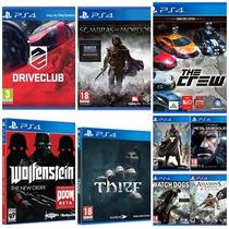 Playstation 4 Jogos Completos Troca Se Por Outros