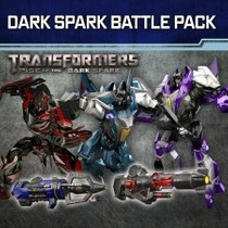 Dlc Transformers Rise Of The Dark Space Ps3 Battle Pack