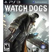 Watch Dogs Ps3 Pt Br Envio Imediato Código Psn