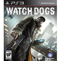 Watch Dogs Ps3 - Português-br - Original - Código Psn
