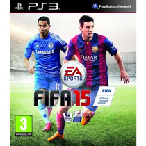 Fifa 15 Ps3 (conta Psn) Rafa Gamer!