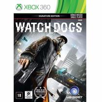 Watch Dogs: Signature Edition - 100% Em Portugues - Lacrado