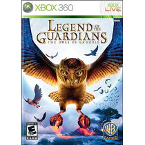 Legend Of The Guardians - Xbox - Lacrado