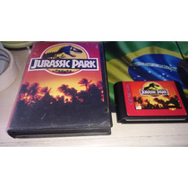 Jurassic Park Mega Drive 100%