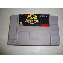 Jurassic Park Original Para Super Nintendo