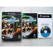 Game Cube: Need For Speed Underground 2 Americano Completo!!