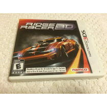 Ridge Racer 3d (nintendo 3ds, 2011)