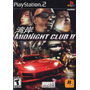 Midnight Club 2 Ii Ps2 Racing Speed Jogo Original Lacrado