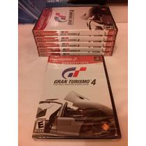 Gran Turismo 4 Playstation 2 Original Americano Lacrado Novo