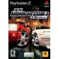 Patch Midnight Club 3 Dub Edition Ps2