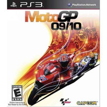 Moto Gp 09/10 Jogo Playstation 3 Semi Novo