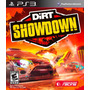 Dirt Showdown - Ps3 - Lacrado