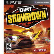 Dirt Showdown - Ps3 - Novo Lacrado - Playstation 3