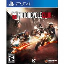 Motorcycle Club - Jogo Ps4 - Corrida Moto - Playstation 4