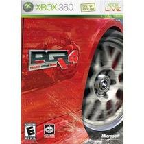 Jogo Para Xbox 360 - Pgr 4 Project Gotham Racing - Original