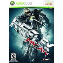 Mx Vs. Atv Reflex - Xbox 360