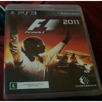 F1 2011 Formula 1 2011 Ps3 Aceito Mp