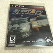 Ps3 - Need For Speed Shift 2 Unleashed - Midia Fisica Bluray