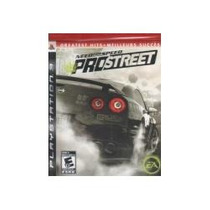 Need For Speed Pro Street Greatest Hits Ps3 Lacrado