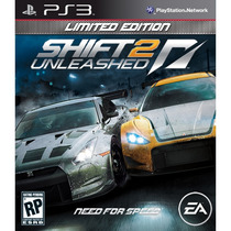 Need For Speed Shift 2 - Ps3