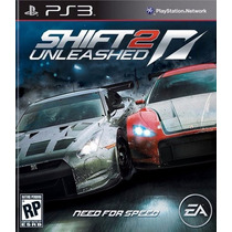 Need For Speed Shift 2 Ps3 Psn