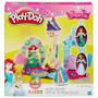 Massinha Play-doh Princesas Disney - Palácio Real - Hasbro