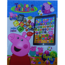 Tablet Infantil Peppa Pig 9 Polegadas Educativo